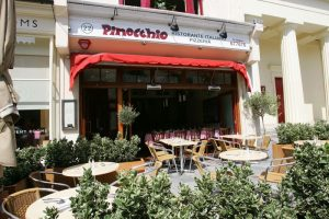 Pinnochio Restaurant Brighton