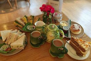 The Frog and Nightgown Pub and Tearoom West Sussex