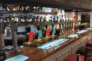 The Heathfield Tavern drinks East Sussex
